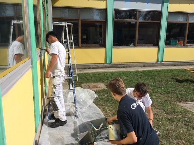Samenwerking met de secundaire school