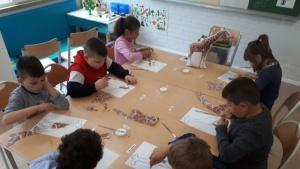 "Ervaar B thema ""ik, de klas en de schoolomgeving + ons klasdier"""