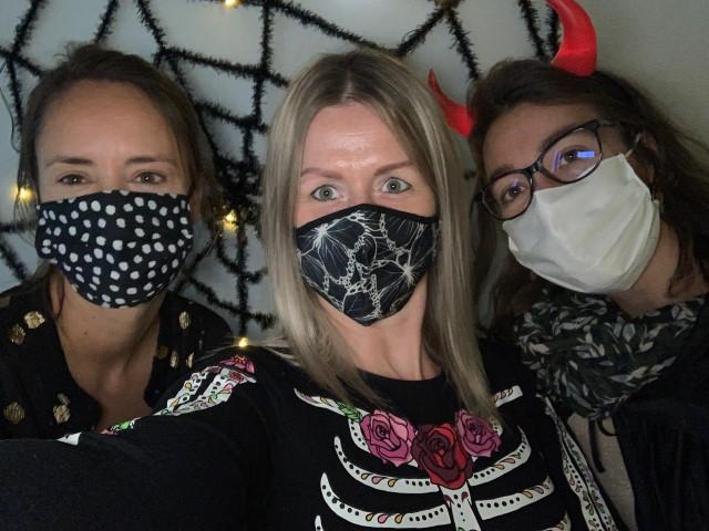 Halloween bij Leer Deel 1