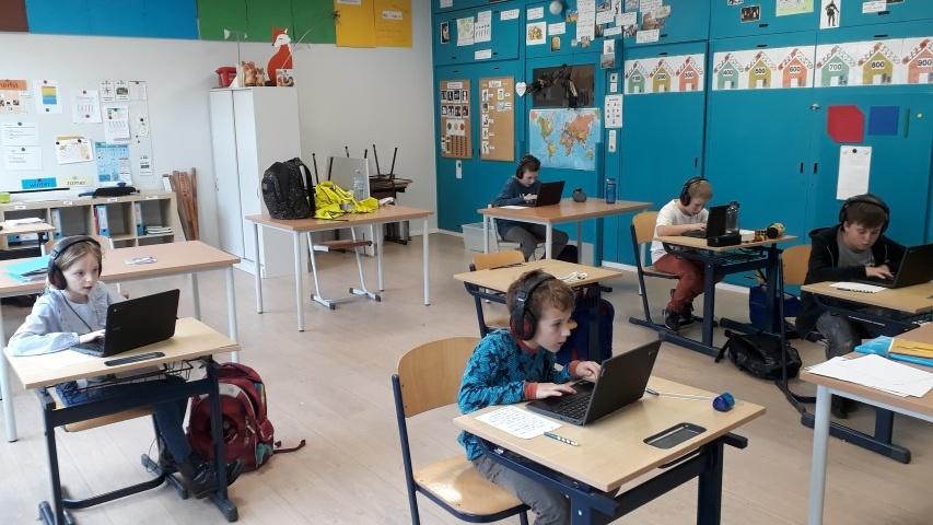 Computeren in de Structuurklas